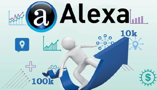 بازاریابی و رتبه الکسا
