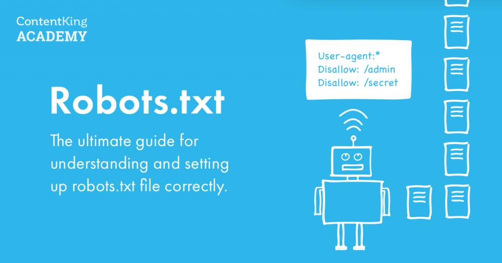 فایل robots.txt چیست ؟